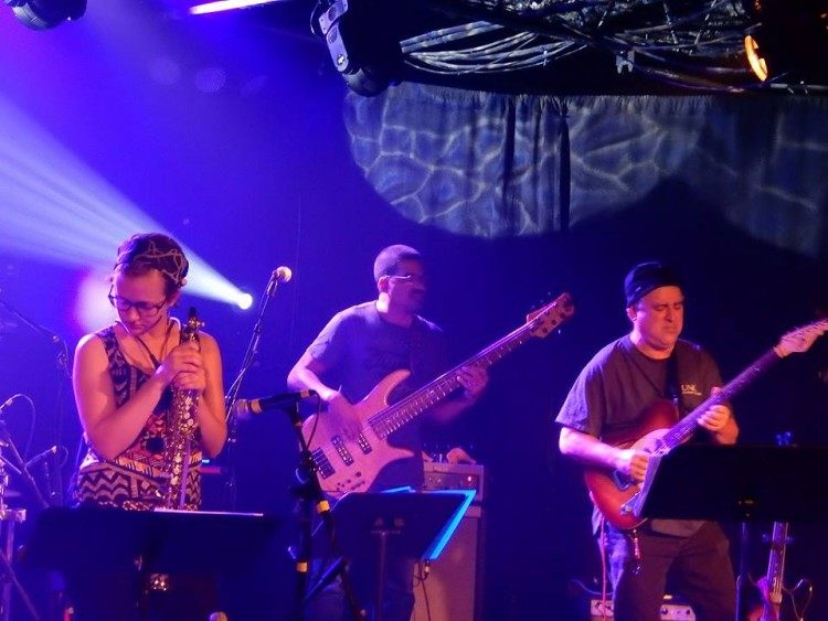 Oteil, Annalise, Scott Sep 2014 -2
